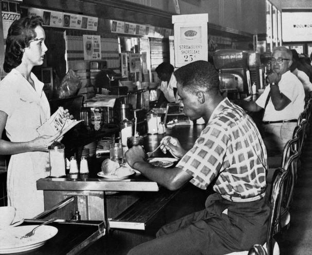 civil rights diner